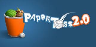 Paper Toss 2